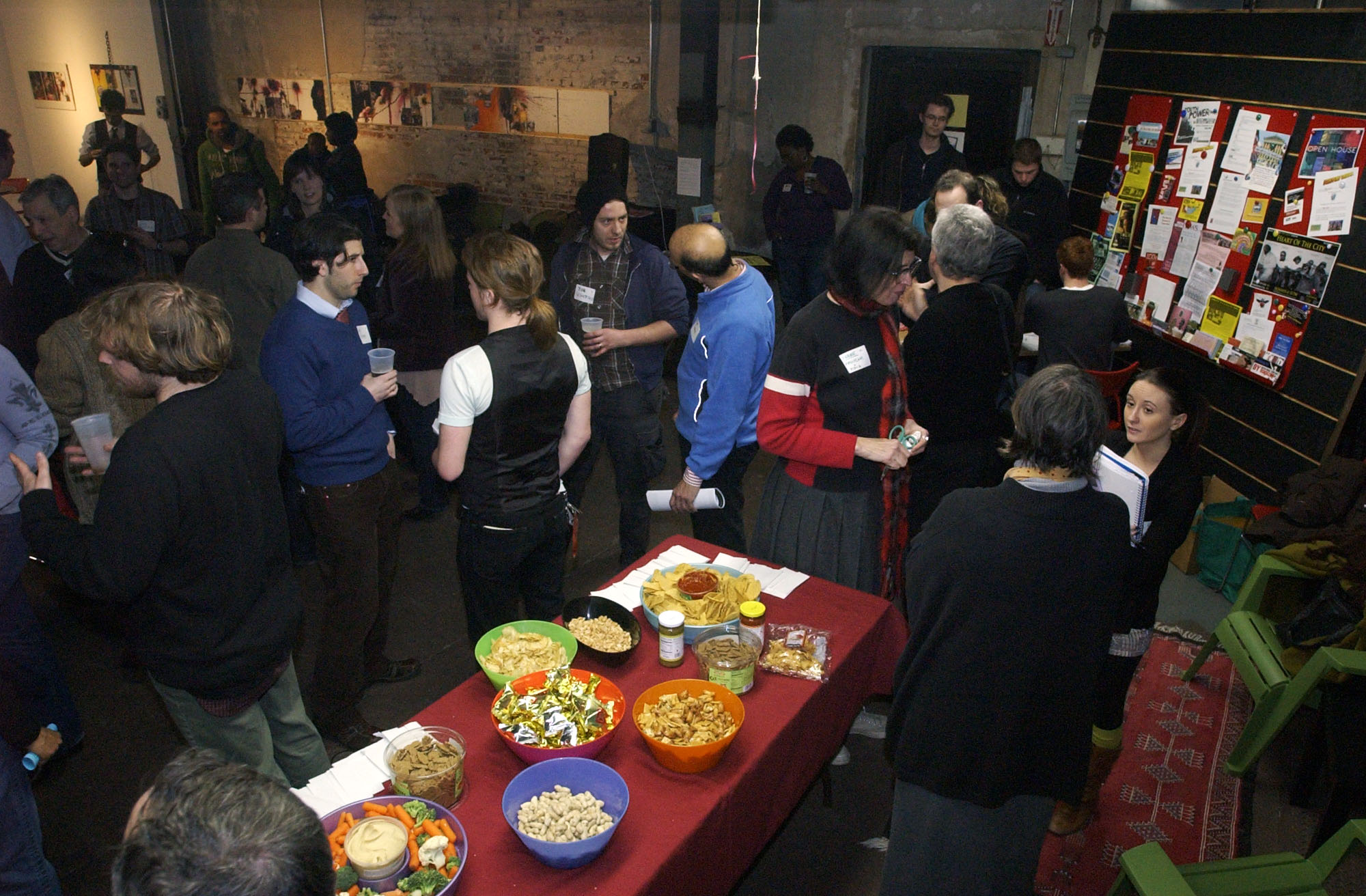 PhillyCAM Non-profit Open House & Holiday Social