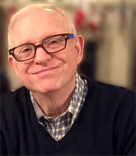 February Member of the Month  - Doug Crissman