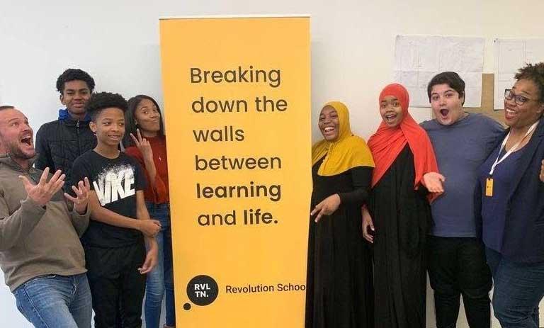 Revolution School