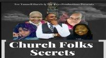 Poster - Church folks Secrets