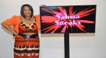 Salima Speaks logo
