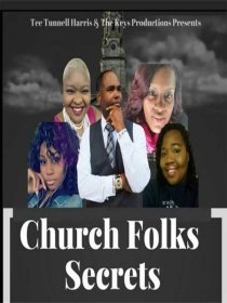 Poster - Church folks Secrets