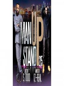 ManUp  StandUp 215