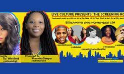 Live Culture Presents The Screening Room Nov 6, 2020 6:30 PM
