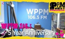 WPPM 106.5 FM's 5th Anniversary Special