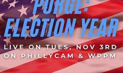 Ghouls Next Door :  Purge Election Year Nov. 3 2020 1pm