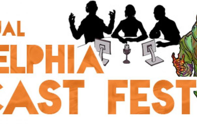 Philadelphia Podcast Festival Logo