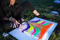 Abstract Art Demo