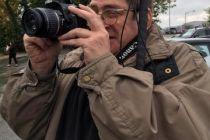 Blind Filmmaker Presents