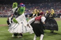 Celebrating Greek Culture at Phillies Game