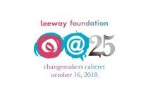 Changemakers Cabaret