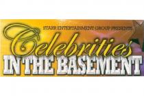 Celebrities In The Basement logo