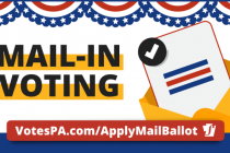 Conversations Across Time Mail in Voting