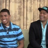 Mario and Malcolm Van Peebles interviewed on Outside the Box Office