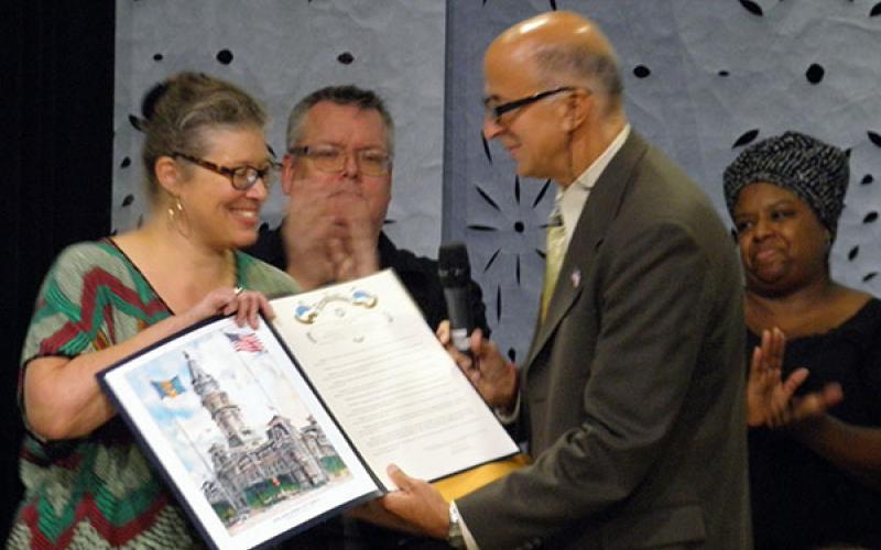 City Hall Proclamation