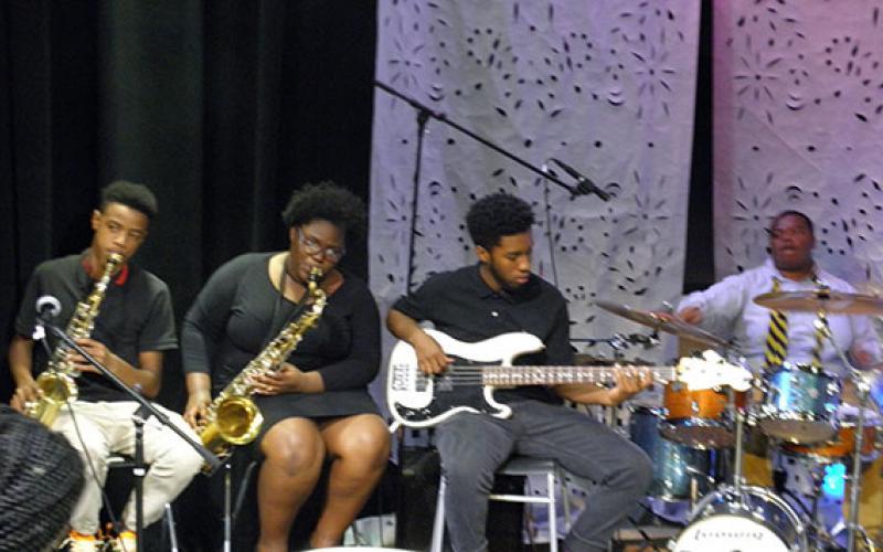 Kipp Academy Band