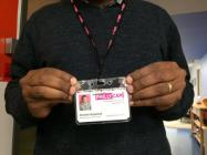 membership ID badge