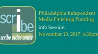 Philadelphia Independent Media Finishing Funding Info Session