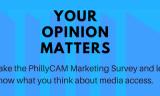 Take PhillyCAM Marketing Survey