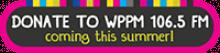 support wwpm 106.5 fm