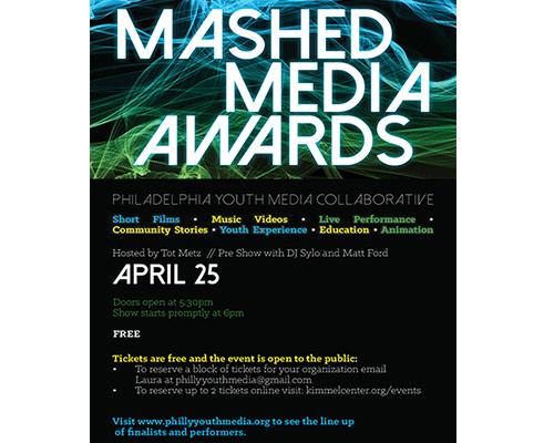 Mashed Media Awards