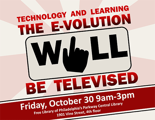 The E-Volution Will Be Televised