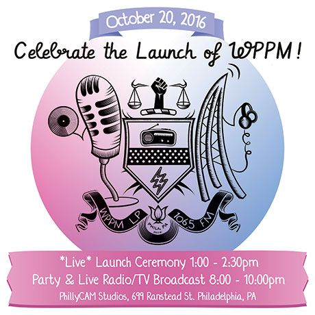 Celebrate WPPM 106.5 FM Launch October 20, 2016
