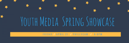 Youth Media Spring Showcase