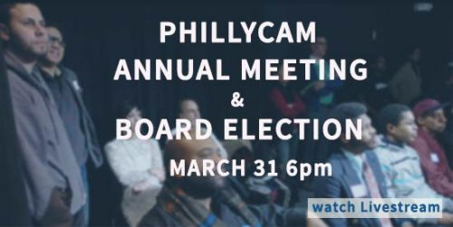 Annual Meeting 2016 March 31 6pm watch livestream