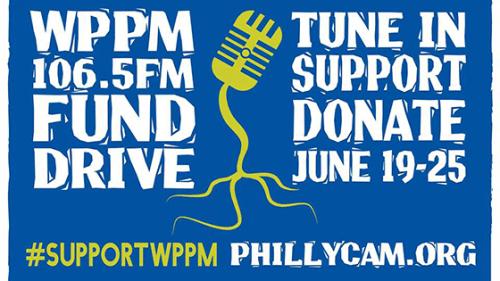 WPPM 106.5 FM FUNdDrive
