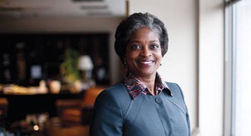 Federal Communications Commissioner Mignon Clyburn