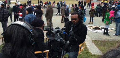 reporting on independence mall