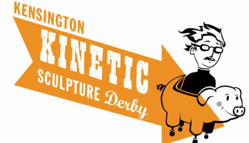 Kensington Kinetic Sculpture Derby logo
