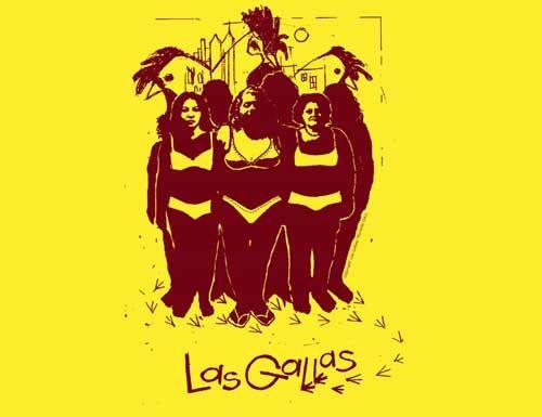 Las Gallas