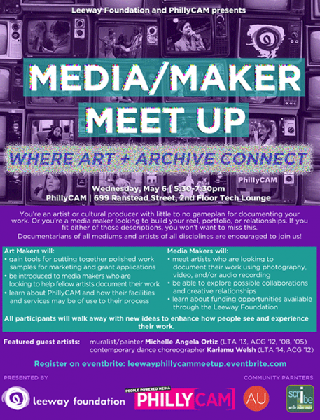 Media Maker MeetUp