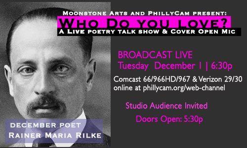Who Do You Love? Rainer Maria Rilke