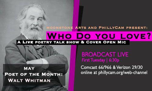 Who Do You Love? Walt Whitman