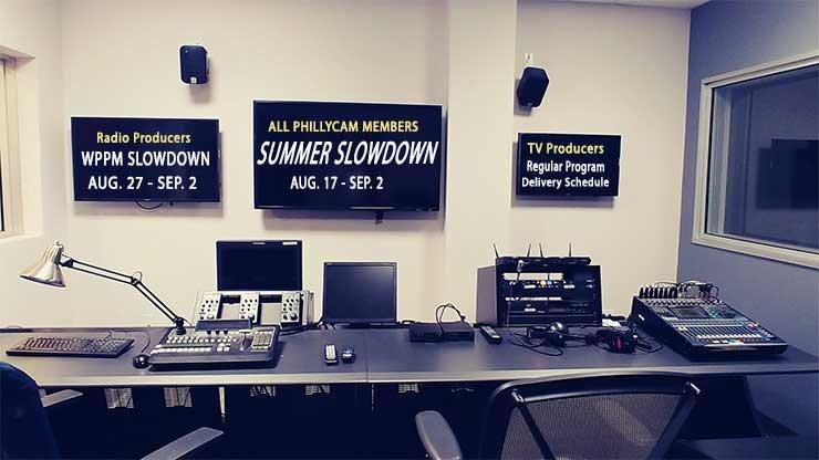 photo - control room 2019 summer slowdown info