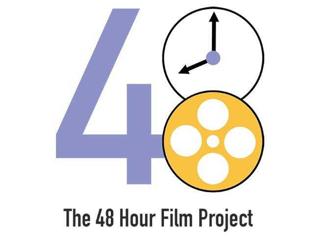 logo- 48 hour film project