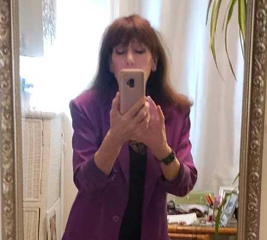 March  2021, Member of the Month, Carole Adrienne