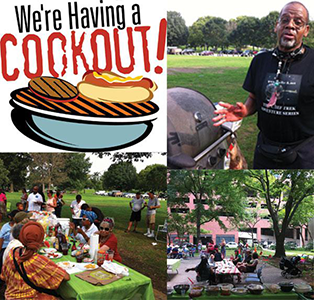 PhillyCAM 2016 Cookout