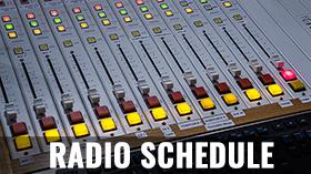 WPPM Show Schedule