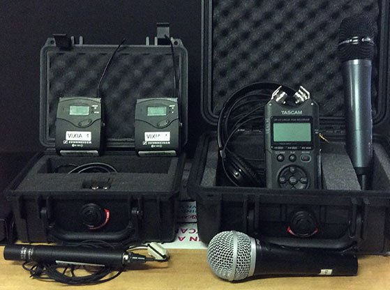 photo - audio equipment