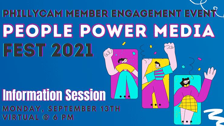 poster PPM Fest Info Session 6pm