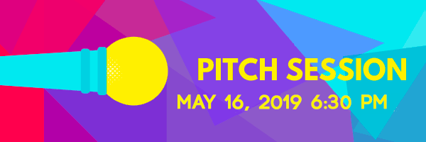 graphic - Pitch Session May 16, 2019