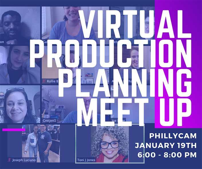 Production Planning Meet Up January 19, 2021 6-8 pm