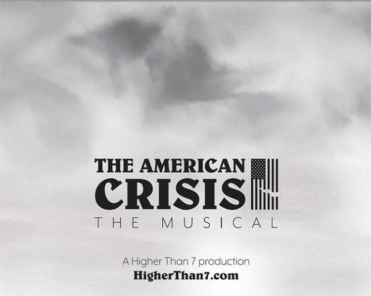 American Crisis: The Musical Saturday 8pm in Oct and Nov