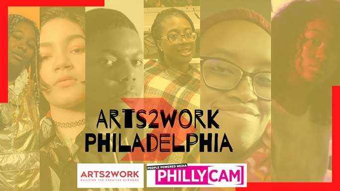 Arts2Work Philadelphia