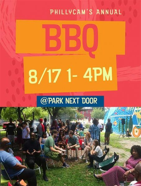 graphic - phillycam bbq 8/17/19 1 - 4 pm