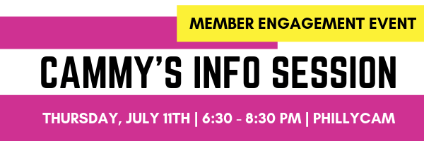 flyer - Cammy Info Session